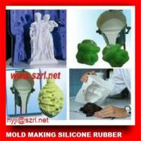 China silicone rubber mold compound for concrete molds wholesale