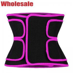 China Medium Waistline Trimmer Sweat Fit Adjustable Waist Slimming Trimmer wholesale
