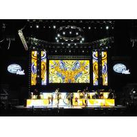 China P3.91 Outdoor Rental LED Display 500x500mm Led Video Panel With Double Signal Backup wholesale