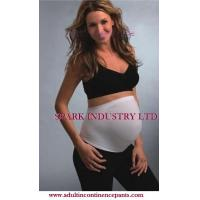 China Stretchable Exclusive Microfiber Maternity Belly Bands With Support For Waist / Belly wholesale