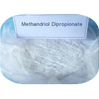Methandriol Dipropionate Injectable Anabolic Steroids 3593-85-9 for Muscles Building