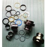 China Kobleco SK330-8 hydraulic cylinder seal kit, earthmoving, excavator part rod seal wholesale