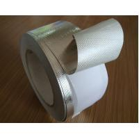 Quality Adhesive Heat-sensitive Aluminum Foil Tape for sale
