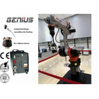 China Industrial Automatic Mig Mag Co2 Welding Robot System with Laser Vision Sensing wholesale