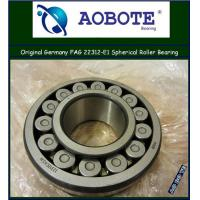 China Spherical / FAG Roller Bearings 22312-E1 with Radial Axial Load for Automotive wholesale