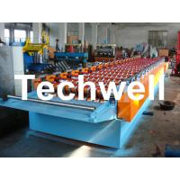 Wholesale 5.5 Kw Automatical Aluminium Corrugated Sheet Roll Forming Machine For Corrugated Sheets from china suppliers