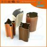 Buy cheap 6000 series aluminum window profile, Matt aluminum window section, window from wholesalers