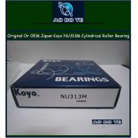 China Koyo Cylindrical Roller Bearings NU313M , ZZ Single Row and Two-way Axial wholesale