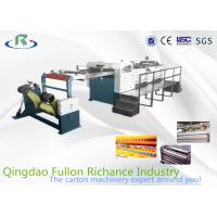 China High Speed Roll Sheeter & Paper Roll Cutting Slitting Machine wholesale