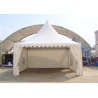 China SGS Customized Size Clear Span Structure White Pagoda Party Tent wholesale