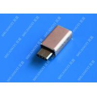 China Laptop High Speed Mini Micro USB C to USB 3.0 Smart Aluminum Rose Gold wholesale