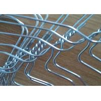 Buy cheap High Tensile Heavy Metal Coat Hangers For Laundry Clothes 1.9mm-2.5mm Thickness from wholesalers