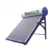 China Non-Pressurized Solar Water Heater , SUS304-2B Stainless Steel wholesale