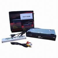 China AZ America S930A HD DVB-S Receiver, Supports Twin-tuner and Nagra 3 Decoder, Satellite TV Receiver on sale