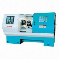 China CNC Lathe with 80mm Spindle Bore wholesale