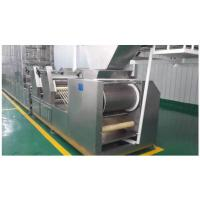 China Practical Corn Flour Fresh Noodle Making Machine With High Cutting Efficiency wholesale