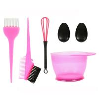 China Anti Static Hair Coloring Accessories Easy Clean Plastic Material Customized Logo wholesale