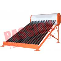 China 0.5 Bar Thermosyphon Solar Water Heater , Industrial Solar Water Heater 200 Liter wholesale