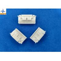 China Automotive Connectors 2.00mm Pitch 20PIn or 24Pin Tin-Plated/Gold-Flash PAD Terminals wholesale
