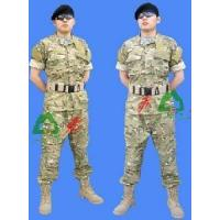 China Hot Selled 230GSM Rip-Stop Bdu Army Uniform wholesale