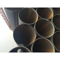 China Welded GB / T9711.1 - 1997 ERW Steel Pipe Q235 Carbon Steel Tube X 42 X 46 X 56 wholesale