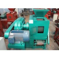 China Moisture 8 - 12% Wood Briquette Making Machine For Biomass Briquetting wholesale