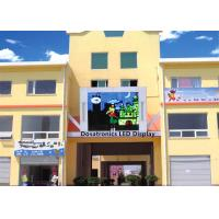 China High Definition SMD IP65 P6mm Outdoor LED Screen Full Color LED Display wholesale