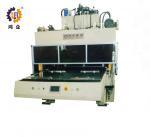 China Servo Four Column Hydraulic Die Cutting Machine With Large Work Tab wholesale