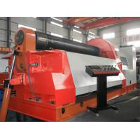 China 4 Rollers CNC Hydraulic Rolling Machine Prebend Ends of Steel Plate for Getting Best Joints wholesale
