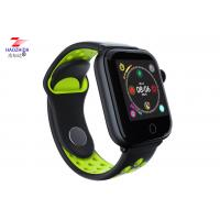 China 1.3-inch color screen heart rate blood oxygen Bluetooth step waterproof call information reminder smart bracelet watch wholesale