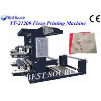 China High Precision Automatic Roll to Roll Flexo Printing Machine for Non Woven Fabric Printing wholesale