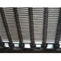 Buy cheap Hygienic Grade Chain Conveyor Belt For Biscuit Oven , Mesh Conveyor Belt Acid from wholesalers
