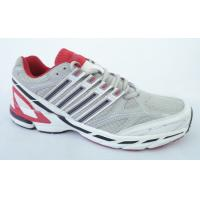 China  Red Flat Outdoor Sports Running Shoes Size 35 , Size 38  for sale