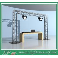 China Professional Aluminum Stage Truss for Exhibition Booth Events , T6-6082 aluminum wholesale
