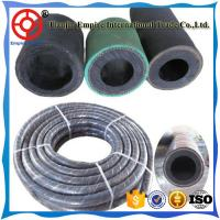 Four textile plies reforcement Sand blasting hose pipe static dissipating  from china supplier