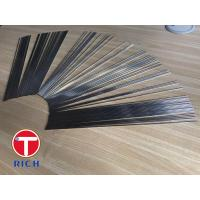 China Welded Stainless Capillary Stainless Steel Tube 12cr18ni9 06cr18ni11ti wholesale