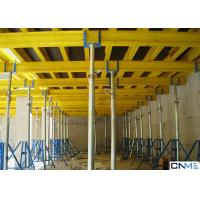 China Flexible Slab Formwork Systems Reusable Less Than 4.5m Floor Height wholesale