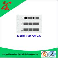 Wholesale 58khz retail security sensor tag roll anti theft label for cosmetic from china suppliers