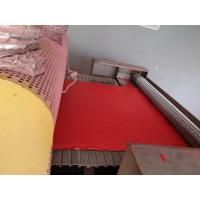 China Epoxy Polyester Red Color Powder Coating Powder For Aluminium Profile on sale