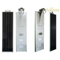 Buy cheap Renewable Energy Standalone All In One Solar LED Street Light With Motion Sensor , 40 Watts from wholesalers