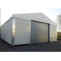 China Rain Resistant 10m Width Sandwich Wall For Small Workshop Aircraft Hangar wholesale