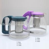 China Coffee & Tea Sets Drinkware Type and Stocked,Eco-Friendly Feature Glass Tea Pots wholesale