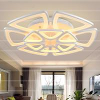 Novelty Led Ceiling Lights Home Indoor Decoration luminarias para sala Modern Led Ceiling Lamp and Remote Contro