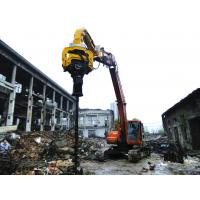 China VS250 Construction Mini Integrated Vibratory Hammer Pile Driving Equipment wholesale