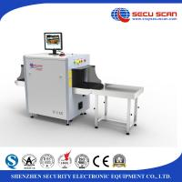 Buy cheap Small Tunnel Size Dual Energy X Ray Baggage Scanner For Hold Baggage Inspection from wholesalers