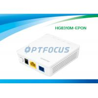 Buy cheap Single GE Ethernet Port Gpon Epon ONU Optical Line Terminal Equipment HG8310M from wholesalers