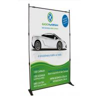 China Advertising Outdoor Adjustable Banner Stands Digital Printing Heavy Duty wholesale