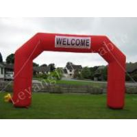 China Red Arch 5m wide (external width) wholesale