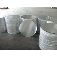 China Bright Surface Aluminum Circles / Blanks 1100 1060 3003 Thickness 0.4 - 5.0mm wholesale