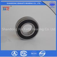 XKTE brand rubber seals conveyor support roller bearing 6205 2RS for mining Equipment from china manufacturer